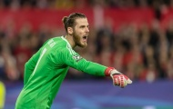 5 điểm nhấn Sevilla 0-0 Man Utd: De Gea lập kỉ lục khủng