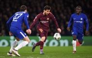 Thay đổi một vị trí này, Chelsea sẽ làm nên chuyện trước Barcelona