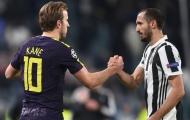 Harry Kane thận trọng khi tái đấu với Juventus