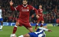 Tung đội hình mạnh nhất, Liverpool vẫn bị cầm hòa trên sân nhà