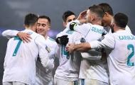 Ronaldo lại ghi bàn, PSG chết lặng tại Parc de Princes