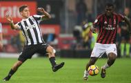 01h45 ngày 1/4, Juventus vs AC Milan: Khúc cua quyết định