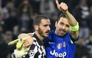 Đội hình kết hợp Juventus - AC Milan: Chút hoài niệm dành cho Bonucci