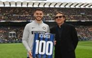 Icardi lại 'lên đồng', Inter chưa phải bật khỏi top 4