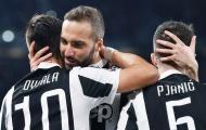 Bonucci hạ gục Buffon, nhưng Milan không thể ngăn Juventus