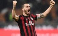 Dư âm đại chiến Juventus - Milan: Bonucci đã xóa đi hình ảnh của Lão phu nhân?