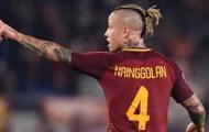 Roma gặp khủng hoảng nhân sự trước ngày gặp Barcelona
