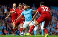 01h45 ngày 05/04, Liverpool vs Man City: Long tranh hổ đấu