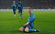 Ronaldo ghi bàn, Ronaldo kiến tạo, Real Madrid đại thắng trên thánh địa Turin
