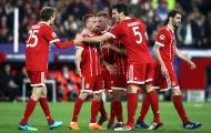 Lội ngược dòng tại Sanchez Pizjuan, Bayern đặt một chân vào bán kết