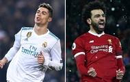 Không phải Ronaldo, Salah mới là ngôi sao sáng nhất Champions League