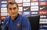 """Valverde: """"Roma hoàn toàn có khả năng lội ngược dòng"""""""