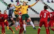 Tung đội hình B, ĐT nữ Việt Nam thảm bại trước ĐT nữ Australia