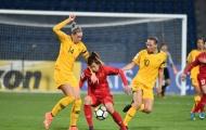 """""""Bố"""" Chung chỉ ra nguyên nhân ĐT nữ Việt Nam thua toàn diện Australia"""
