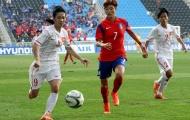 Thua đậm Hàn Quốc, ĐT nữ Việt Nam trắng tay rời giải
