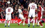 Salah phá vỡ kỉ lục ở Liverpool tại đấu trường Champions League