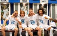 Dàn sao Real nhận 'mưa gạch đá' vì khinh địch