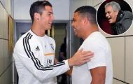 Mourinho tiếp tục dìm hàng CR7: 'Ro béo mới là Ronaldo giỏi nhất'