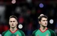 Cặp song sinh nhà Miranchuk - niềm hy vọng của chủ nhà World Cup 2018
