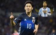 NÓNG: Kagawa sắp đối đầu với Messi tại Copa America 2019