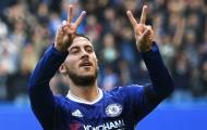 Hazard:'Vào top 4 không khác gì vô địch Premier League'