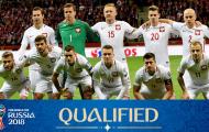 Bảng H, World Cup 2018: Ba Lan - Thiên thời, địa lợi, nhân hòa
