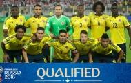 Bảng H, World Cup 2018: Colombia - Tìm ánh sáng giữa vực sâu