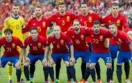 Tây Ban Nha đến World Cup 2018 với những ai trong đội hình?