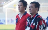 Thua SLNA, Minh Phương đổ lỗi thái độ thi đấu của học trò