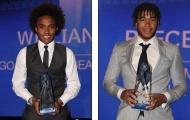 Gala trao giải cuối năm của Chelsea: Willian giành cú đúp giải thưởng