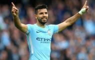 Man City CHỐT tương lai Sergio Aguero