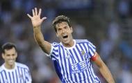 Real Sociedad tri ân đội trưởng Xabi Prieto theo cách siêu 'đặc biệt'