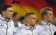 Đây, những cầu thủ có thể giúp Đức thống trị thế giới trong tương lai