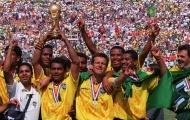 Top 5 đội bóng mạnh nhất lịch sử World Cup