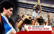 Huyền thoại World Cup | Diego Maradona
