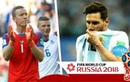 Tiêu điểm World Cup 2018 | Argentina nín thở chờ Iceland