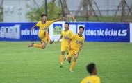 VCK U17 Quốc gia 2018: SLNA thắng dễ HAGL trận ra quân