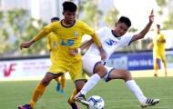 Bảng B VCK U17 Quốc gia 2018: SLNA và Viettel giành vé vào bán kết