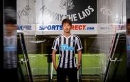 Sao Hàn Quốc CHÍNH THỨC gia nhập Newcastle