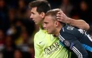 Messi đang gây khó dễ cho Liverpool
