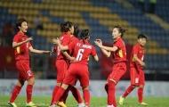 ĐT Nữ Việt Nam giành chiến thắng không tưởng trước Singapore