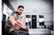 Emre Can nói gì về thương vụ Ronaldo trong buổi họp báo ra mắt chính thức Juve?