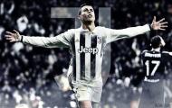 Những kỷ lục vô tiền khoáng hậu đang chờ Ronaldo chinh phục tại Serie A