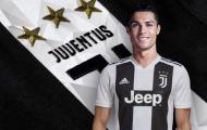 8 kỷ lục có thể bị phá vỡ bởi Ronaldo sau khi anh chuyển đến Juve