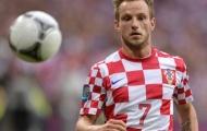 'Ông trời cũng khóc thương Croatia'