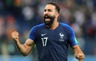 Sao tuyển Pháp tuyên bố chia tay ĐTQG