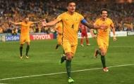 Tim Cahill chính thức chia tay ĐT Australia