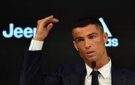 TOÀN CẢNH buổi họp báo của Ronaldo: Tôi thích thử thách, tôi đến để chinh phục!