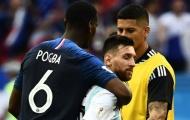 Pogba xứng danh thủ lĩnh với tuyên bố 'hủy diệt' Argentina