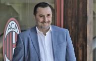 CHÍNH THỨC: Thêm một Giám đốc của Milan 'bay ghế'